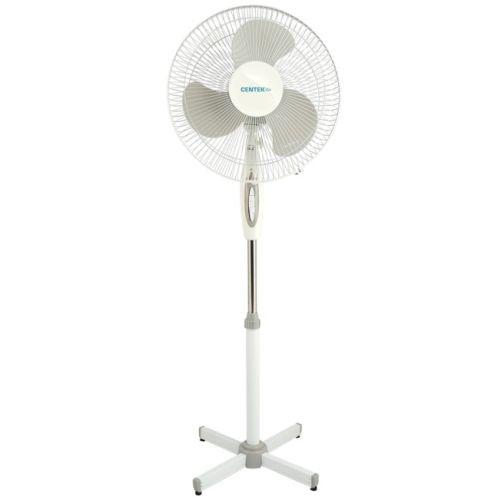 Вентилятор напольный CENTEK CT-5004 серый