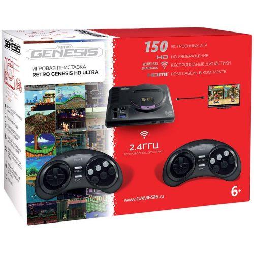 Игровая приставка Retro Genesis