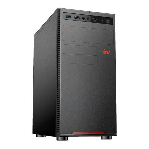Системный блок iRU Home 315 MT i5 9400F / 8 / 1000 / GTX1050 2Gb / Windows 10 Home Single Language 64 чёрный