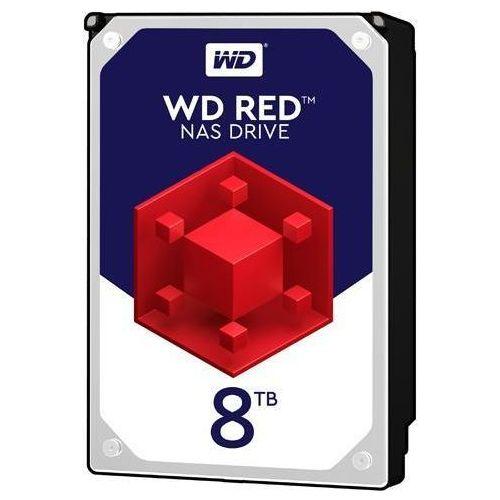 "Жёсткий диск WD Original SATA-III 8Tb WD80EFAX NAS Red (5400rpm) 256Mb 3.5"""