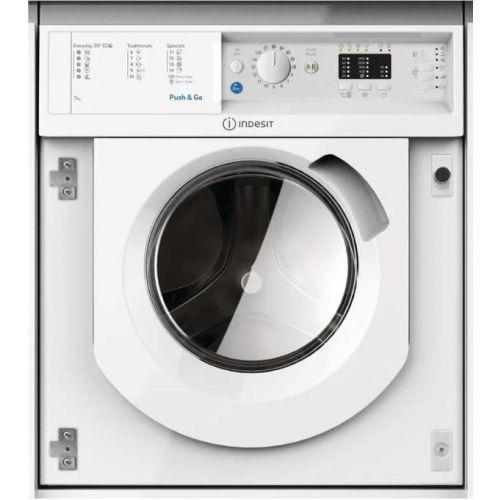 Встраиваемая стиральная машина Indesit