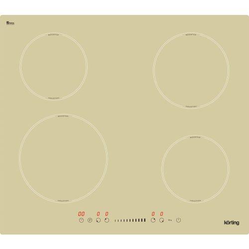 Встраиваемая электрическая панель Korting HI 64560 BB