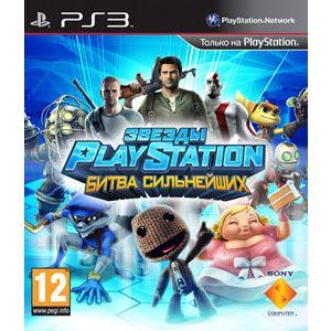 Игра для Sony PS3 PlayStation All-Stars: Battle Royale (русская версия) электронная версия для playstation playstation пополнение бумажника 1500 рублей