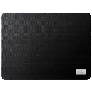 где купить Охлаждающая подставка для ноутбука Deepcool N1 чёрный дешево