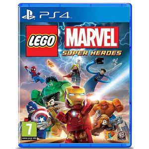 Игра для Sony PS4 LEGO Marvel Super Heroes (русская документация) lego marvel super heroes 2 [ps4]