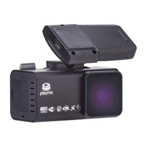 Видеорегистратор с радар-детектором Playme