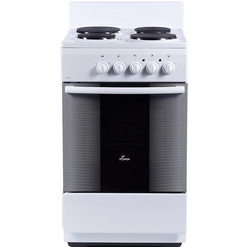 Электрическая плита FLAMA FE 1401 W белый фото