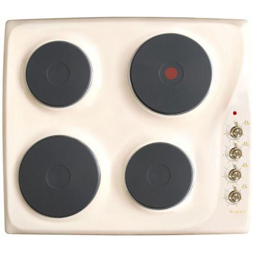 Встраиваемая электрическая панель Gefest ЭС В СВН 3210 К55 кремовый фото