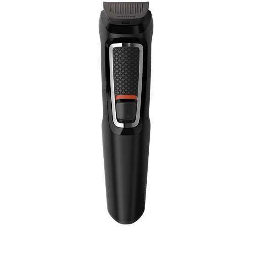 Машинка для стрижки волос Philips MG3730 чёрный черного цвета