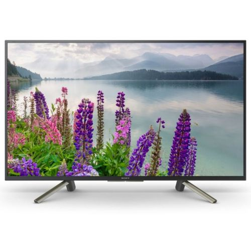 """Телевизор Sony KDL-43WF804 42.5"""" (2018) чёрный черного цвета"""