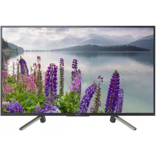 """Телевизор Sony KDL-49WF804 48.5"""" (2018) чёрный черного цвета"""