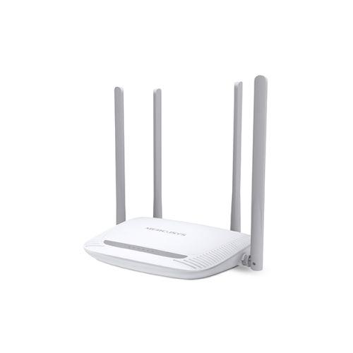 Wi-Fi роутер (маршрутизатор) Mercusys MW325R белый фото