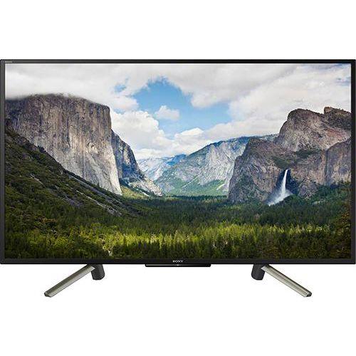 """Телевизор Sony KDL-50WF665 49.5"""" (2018) чёрный черного цвета"""