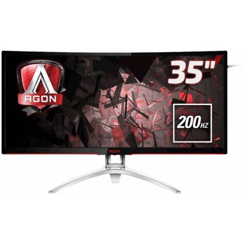 Монитор AOC AG352QCX чёрный фото