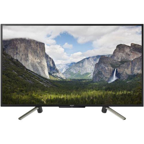 """Телевизор Sony KDL-43WF665 42.5"""" (2018) чёрный черного цвета"""