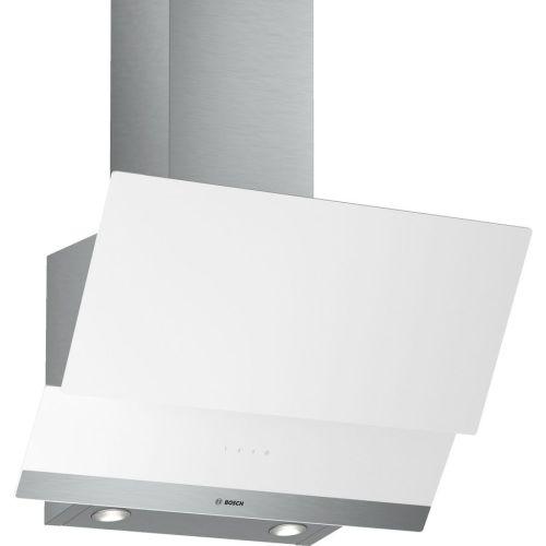 Вытяжка Bosch DWK065G20R белый белого цвета