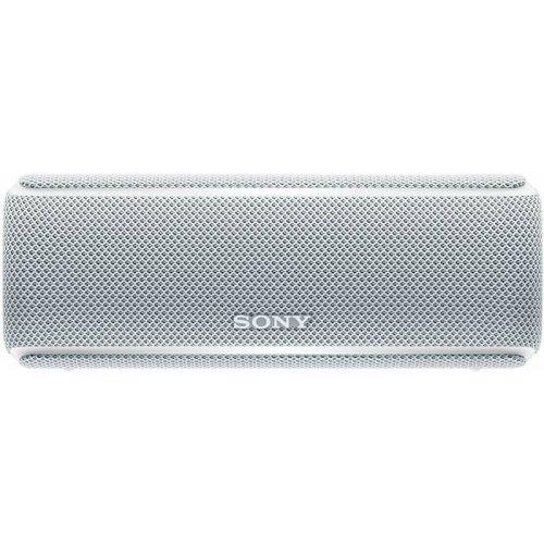 Портативная колонка Sony SRS-XB21 белый белого цвета