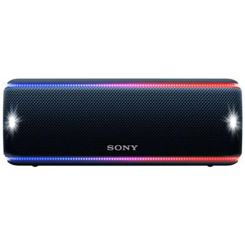 Портативная колонка Sony SRS-XB31 чёрный черного цвета