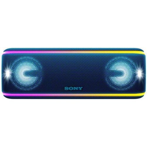 Портативная колонка Sony SRS-XB41 синий синего цвета