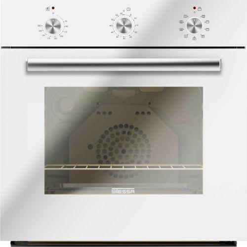 Электрический духовой шкаф TESSA U D1707 W белый фото