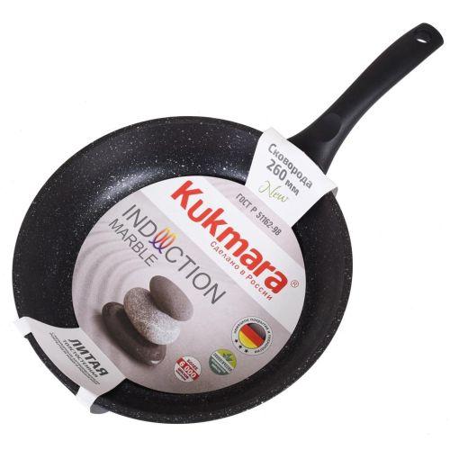 Сковорода Kukmara смки240а 24 см фото