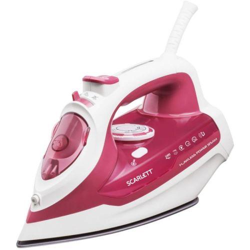Утюг Scarlett SC-SI30K28 розовый розового цвета