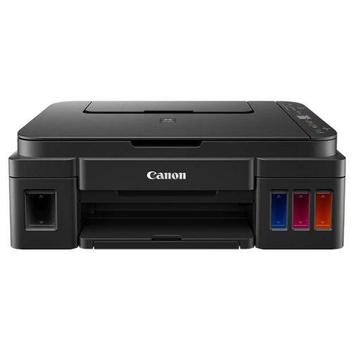 МФУ струйное Canon PIXMA G3411 черный черного цвета