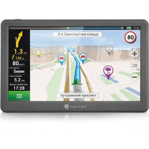 GPS-навигатор Navitel E700 фото