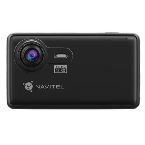 Автомобильный видеорегистратор Navitel RE900 чёрный черного цвета