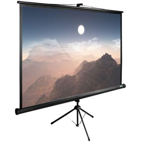 Проекционный экран Cactus TriExpert CS-PSTE-180x180-BK 180x180