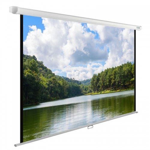 Проекционный экран Cactus WallExpert CS-PSWE-240x150-WT 150x240 белый белого цвета