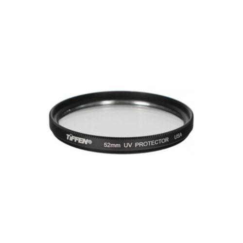 Светофильтр ультрафиолетовый TIFFEN UV 52mm черный фото