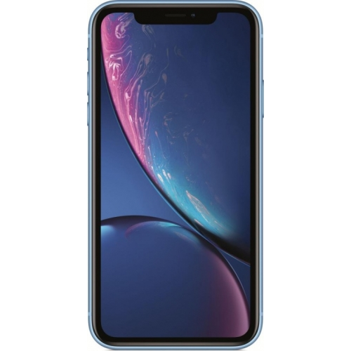 Смартфон Apple iPhone Xr 64GB синий фото