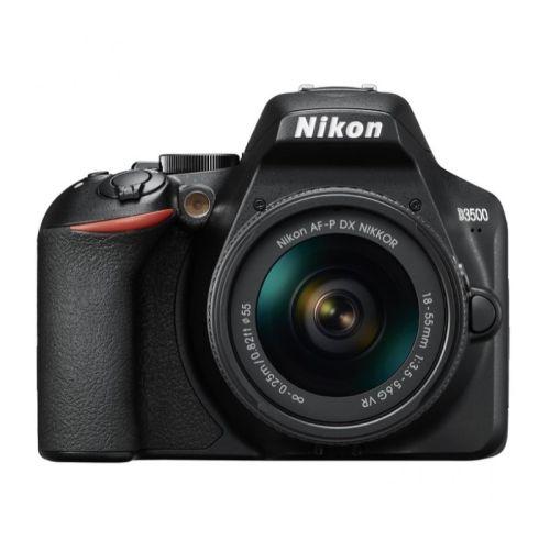 Зеркальный фотоаппарат Nikon D3500 Kit фото