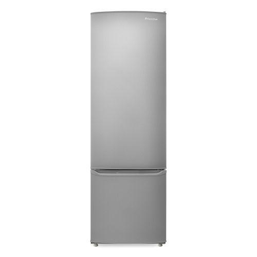 Холодильник Electrofrost 141-1 серебристый металлопласт фото