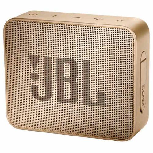 Портативная колонка JBL GO 2 шампань фото
