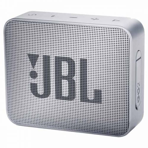 Портативная колонка JBL GO 2 серый фото