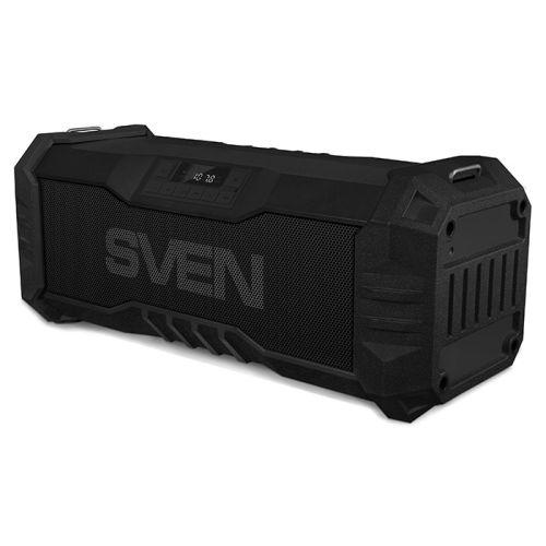 Портативная колонка Sven PS-430 чёрный черного цвета