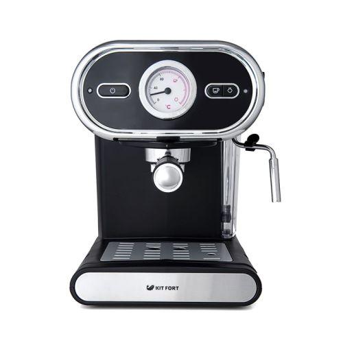 Кофеварка рожковая Kitfort