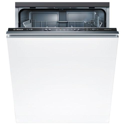 Встраиваемая посудомоечная машина Bosch Serie 2 SMV25AX01R белый белого цвета