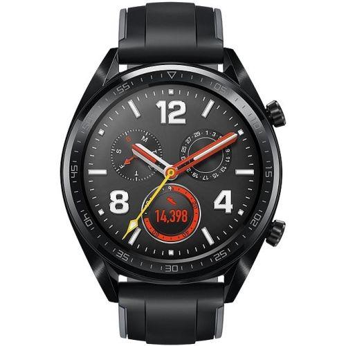 Смарт-часы Huawei Watch GT чёрный черного цвета