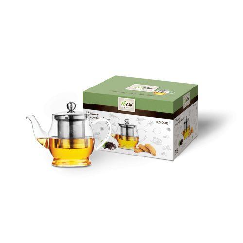 Чайник заварочный Teco TC-206 фото
