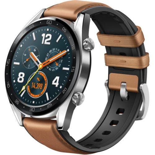 Смарт-часы Huawei Watch GT Brown (FTN-B19) смарт-часы коричневый коричневого цвета