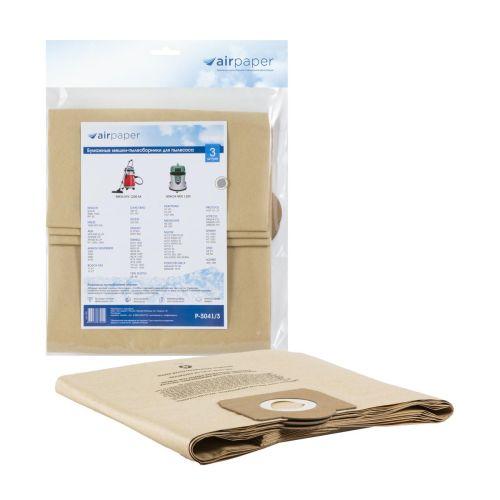 Мешок-пылесборник Air paper P-3041/3 фото
