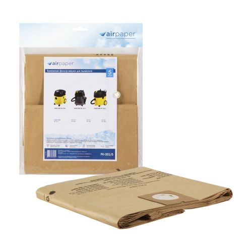 Мешок-пылесборник Air paper PK-301/5 фото