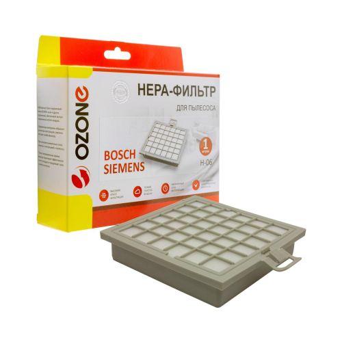 HEPA фильтр Ozone H-06 фото