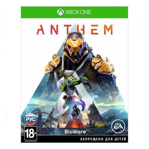 Игра для Microsoft Xbox One Anthem, русские субтитры фото