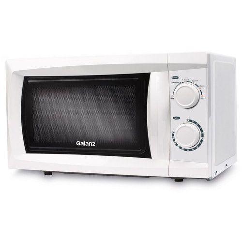 Микроволновая печь Galanz MOG-2002M белый белого цвета