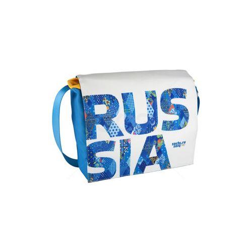 Сумка для ноутбука СОЧИ 2014 RUS-MS15-B 13-14