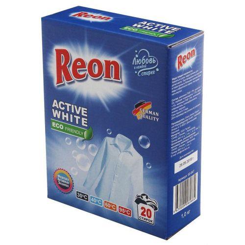 Стиральный порошок REON 02-047 active white фото